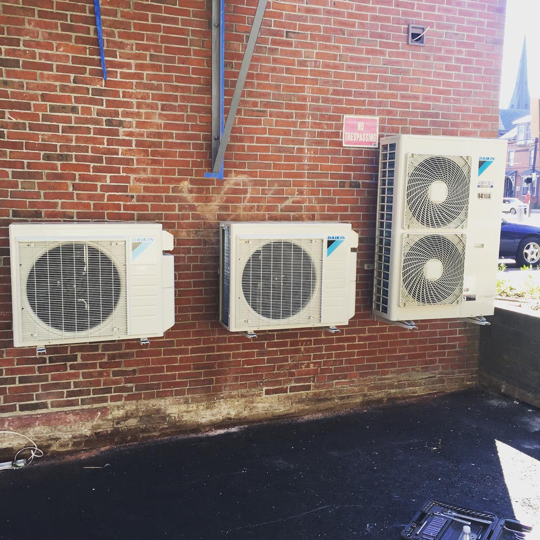 Enertec Is Hot on the Heels of HVAC Problems in South Portland, ME